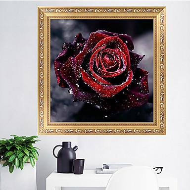 Tema Flores Decoração de Parede Polyresin Modern Arte de Parede, Tapeçarias do