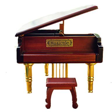 Caixa de música Piano Clássico Crianças Adulto Infantil Dom Unisexo