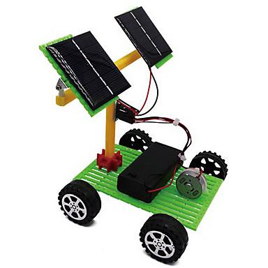 Brinquedo Educativo Brinquedos Caminhão Alimentado a Energia Solar Elétrico Faça Você Mesmo Para Meninas Para Meninos Dom