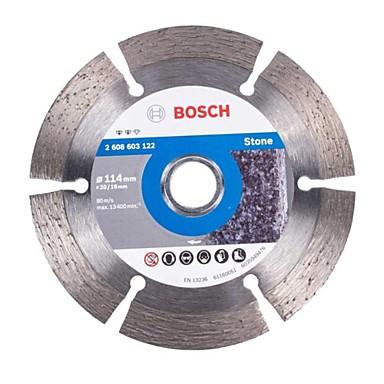 Bosch new type diamant sägeblatt scharfer marmor stein 114mm standard geschlitzt / 1 stück