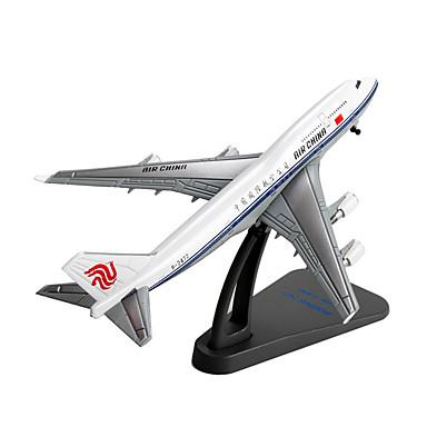 Modellbausätze Aufziehbare Fahrzeuge Flugzeug Spielzeuge Flugzeug Metal Stücke Unisex Geschenk