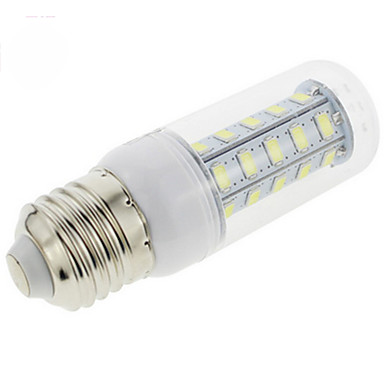 E26/E27 LED Mais-Birnen 36 LEDs SMD 5730 Kühles Weiß 200-300lm 3000/6500K AC 220-240V