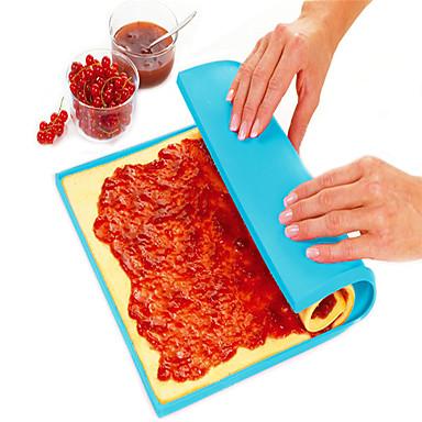 ادوات المطبخ سيليكون المطبخ الإبداعية أداة قالب DIY لأواني الطبخ