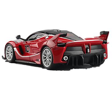 burngo Modelo de Automóvel Carrinhos de Fricção Veículo de Fazenda Brinquedos Música e luz Carro Liga de Metal Peças Unisexo Dom