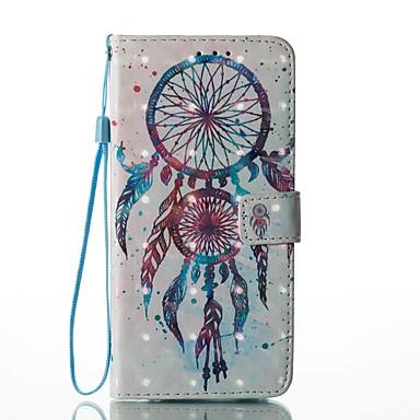 Capinha Para Samsung Galaxy S8 Plus S8 Porta-Cartão Carteira Com Suporte Flip Estampada Capa Proteção Completa Rígida para S8 Plus S8 S7