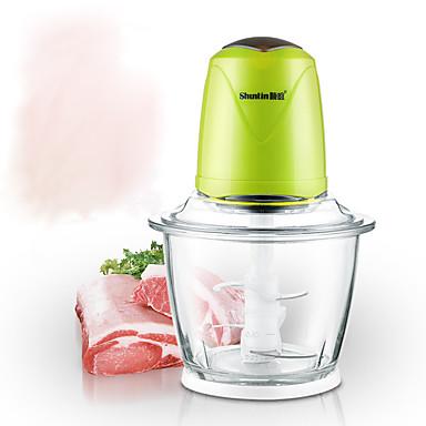 Blender Multifunções Aço Inoxidável + Plástico ABS Liquidificador 100-240 V 800 W Utensílio de cozinha
