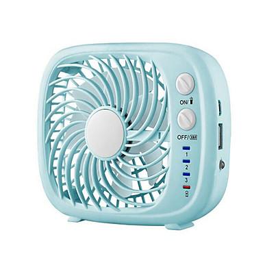 Ventilátor chlazení vzduchuDlouhá životnost na nabití Regulace rychlosti větru Univerzální standard USB Tenký design LED Cool a