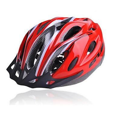 Unisex Jezdit na kole Helma 14 Větrací otvory Cyklistika Jedna velikost