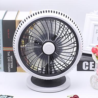 tuuletuspuhallin Viileä ja virkistävä Kevyt ja kätevä Hiljainen ja Mute Tuulennopeus asetus varrastäristinjärjestelmä USB