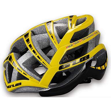 Unisex Jezdit na kole Helma Není k dispozici Větrací otvory CyklistikaHorská cyklistika Silniční cyklistika Rekreační cyklistika