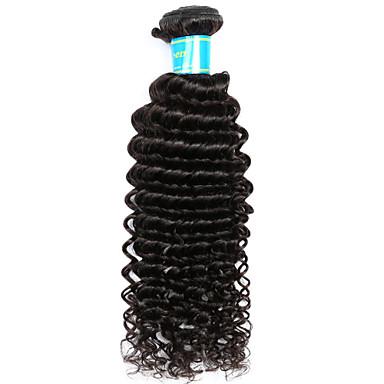 Brasilianisches Haar Wogende Wellen Menschliches Haar Webarten 1 Stück 0.1
