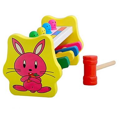 Hämmern / Pounding Spielzeug Baby & Toddler Toy Gopher-Spiel Familienspiel Spielzeuge Spaß Holz Kinder Stücke