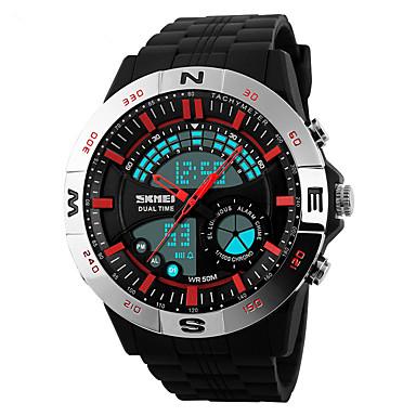 Inteligentní hodinky YYSKMEI1110 Voděodolné / Dlouhá životnost na nabití / Multifunkční Stopky / Budík / Chronograf / Kalendář