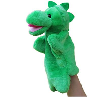 Fantoches de dedo Fantoches Brinquedo Educativo Brinquedos Animal Fofinho Adorável Felpudo Tactel Crianças Peças