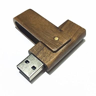 8GB unidade flash usb disco usb USB 2.0 De madeira WW4-8