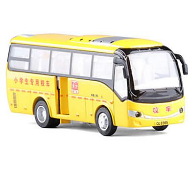 Carrinhos de Fricção Veículo de Fazenda Brinquedos Carro Ônibus Liga de Metal Peças Unisexo Dom