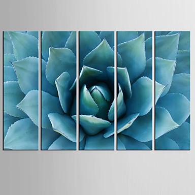 Estampados de Arte 5 Painéis Vertical Estampado Decoração de Parede Decoração para casa