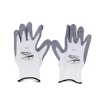 Ansell Hand beschichtete weiße Nylon Handschuhe -9/1 Paare