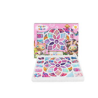 Brinquedos de Faz de Conta Quadrada Faça Você Mesmo Clássico Crianças Brinquedos Dom