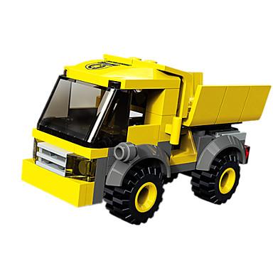 JIE STAR Carros de Brinquedo Blocos de Construir pçs Quadrada Veiculo de Construção Unisexo Brinquedos Dom