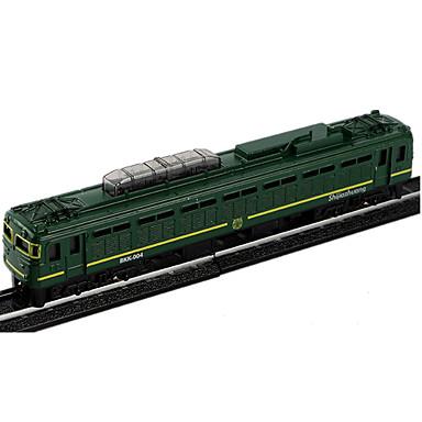 Carros de Brinquedo Carrinhos de Fricção Trem Veículo de Fazenda Brinquedos Simulação Cauda Carro Liga de Metal Ferro Vintage Peças