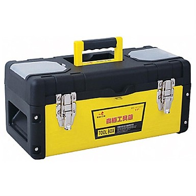 Hongyuan / halten 19 hochwertigen Kunststoff-Eisen-Toolbox / 1
