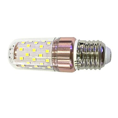 9W 600lm LED Corn Lights 65 LED Beads SMD 2835 Warm White / White 220-240V