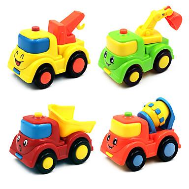 Carros de Brinquedo Acessório para Casa de Boneca Veiculo de Construção Brinquedos Aeronave Carrinhos de Fricção Plásticos Crianças Peças