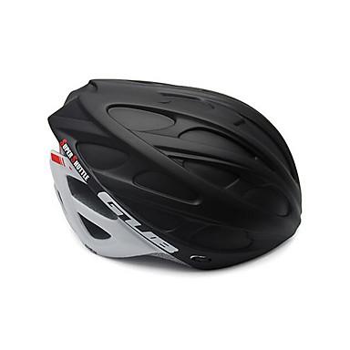 Není k dispozici Větrací otvory Nastavitelné EPS Sportovní Silniční cyklistika / Rekreační cyklistika / Cyklistika / Kolo - Černá / Červená Unisex