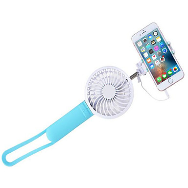Luftkühler Windgeschwindigkeitsregelung USB Universal Standard Handdesign Cool und erfrischend Licht und Bequem Ruhig und stumm Batterie