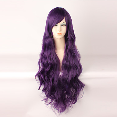 Lolita Wigs Sweet Lolita Dress Purple Lolita Lolita Wig 34 inch Cosplay Wigs Wig Halloween Wigs