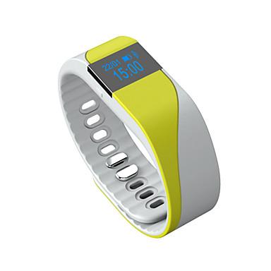 Chytrý náramek Spálené kalorie Krokoměry Sportovní Monitor pulsu Sledování vzdálenosti Informace Kontrola zprávSledování aktivity Měřič
