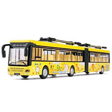 Carros de Brinquedo Veículo de Fazenda Brinquedos Carro Ônibus Liga de Metal Peças Unisexo Dom