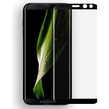 Protetor de Tela Samsung Galaxy para S8 Plus S8 Vidro Temperado 1 Pça. Protetor de Tela Frontal Dureza 9H Alta Definição (HD)
