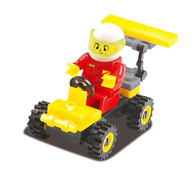 Carros de Brinquedo Blocos de Construir Bonecos em Blocos de Montar Faça Você Mesmo Criativo Carro de Corrida Outros Tanque Carro de