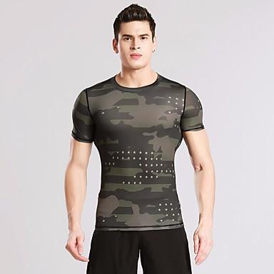 Damen T-Shirt für Wanderer Rasche Trocknung Kompressionskleidung für Skifahren Frühling S M L XL