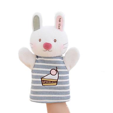 Kuscheltiere & Plüschtiere Puppen Stofftiere Spielzeuge Rabbit Polyester Baby Stücke