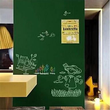 Vapaa-aika Wall Tarrat Lentokone-seinätarrat Koriste-seinätarrat,Vinyyli materiaali Kodinsisustus Seinätarra