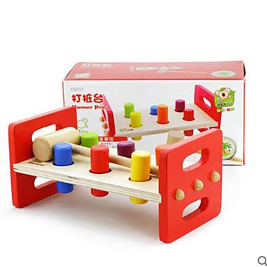 MWSJ Hammering / Pounding Toy / Brinquedo Para Bebê Educação Unisexo Dom