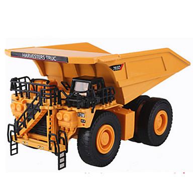 Carros de Brinquedo Carrinhos de Fricção Caminhão Veiculo de Construção Veículo Militar Brinquedos Cauda Caminhão Liga de Metal Metal