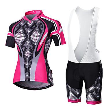 Malciklo Homens Mulheres Manga Curta Camisa com Bermuda Bretelle - Branco Preto Formais Moto Conjuntos de Roupas, Secagem Rápida,