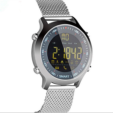 Smartwatch E18 for iOS / Android Calories Burned / Long Standby / Water Resistant / Water Proof / Exercise Record / Pedometers Stopwatch / Call Reminder / Activity Tracker / Sedentary Reminder / >480