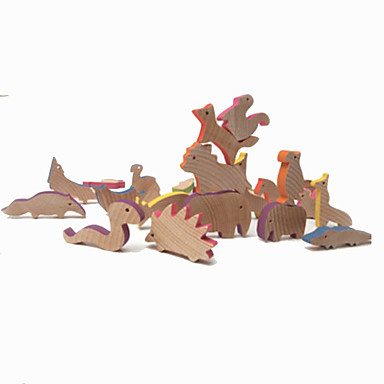 MWSJ Spielzeuge Quadratisch Kreisförmig Spaß Kinder Unisex Stücke