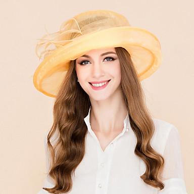 tylu klobouky headpiece svatební party elegantní klasický ženský styl