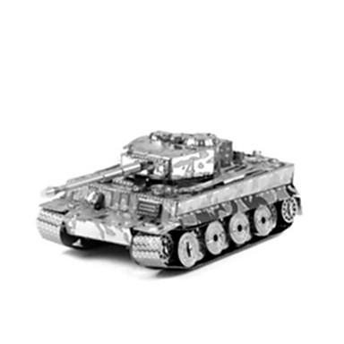 3D puzzle Tank Zábava Nerez Klasické