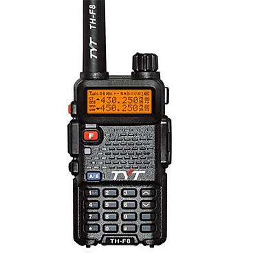 TYT TYT TH-F8 Rádio de Comunicação Portátil Programável com Software de PC VOX Dual Band CTCSS/CDCSS LCD Radio FM 128 Walkie Talkie Dois