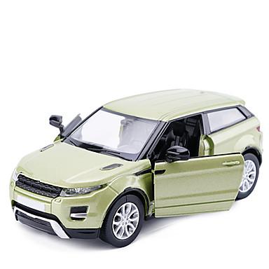 Model auta Auta na zadní natahování SUV Hračky Simulace Auto Kov Pieces Unisex Chlapecké Dárek