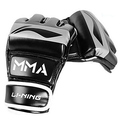 Boxing Training Gloves for Taekwondo / Boxing / Sanda Gloves Anti-Shake / Damping / Cushioning / Anti-Wear Terylene