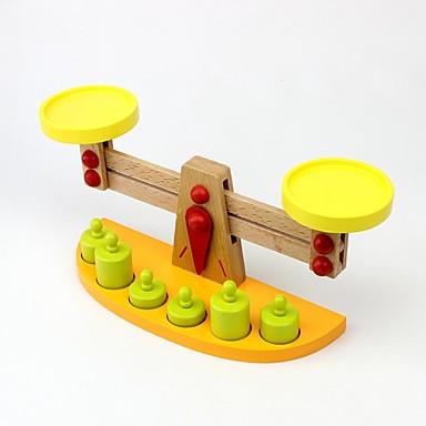 Montessori Lernspielzeug Bausteine Spielzeuge Bildung Holz Kinder Stücke