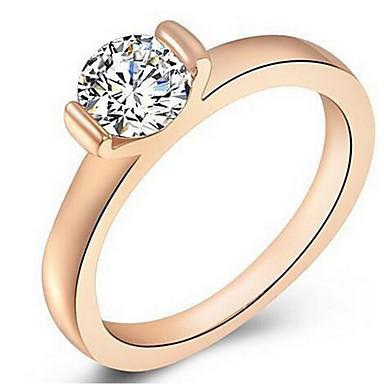 Dámské Prsten Šperky Základní Nerezová ocel / železo Šperky Pro Zvláštní příležitosti Narozeniny Na den Denní